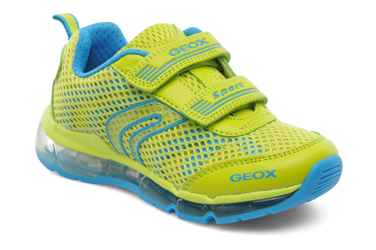 Sneakers J ANDROID B. A - MESH+DBK STAM by Geox
