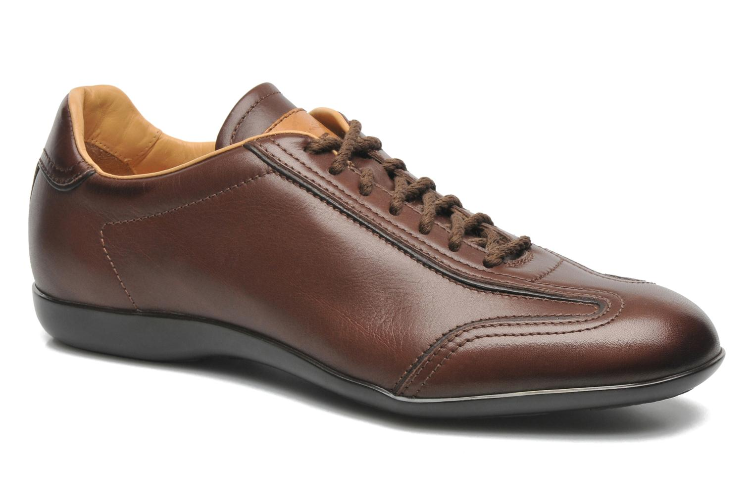 Sneakers Eagle 13831 by Santoni
