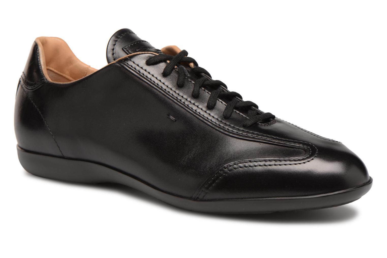 Sneakers Santoni Zwart