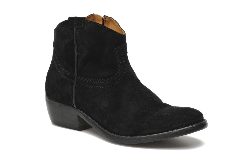 Boots en enkellaarsjes MEGAN ZIP BOOT SUEDE by Catarina Martins