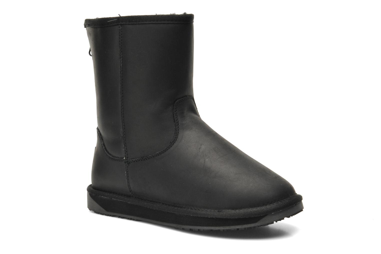 Boots en enkellaarsjes Bliss Short Zip Leather by Boo roo