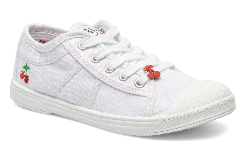 Sneakers Le temps des cerises Wit