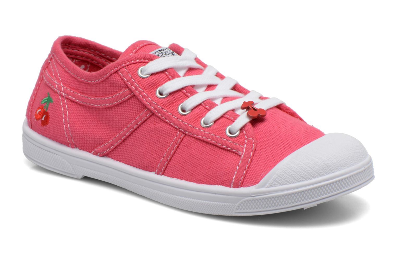 Sneakers Le temps des cerises Roze