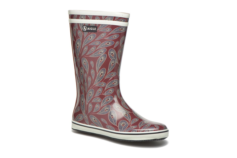 Boots en enkellaarsjes Aigle Multicolor