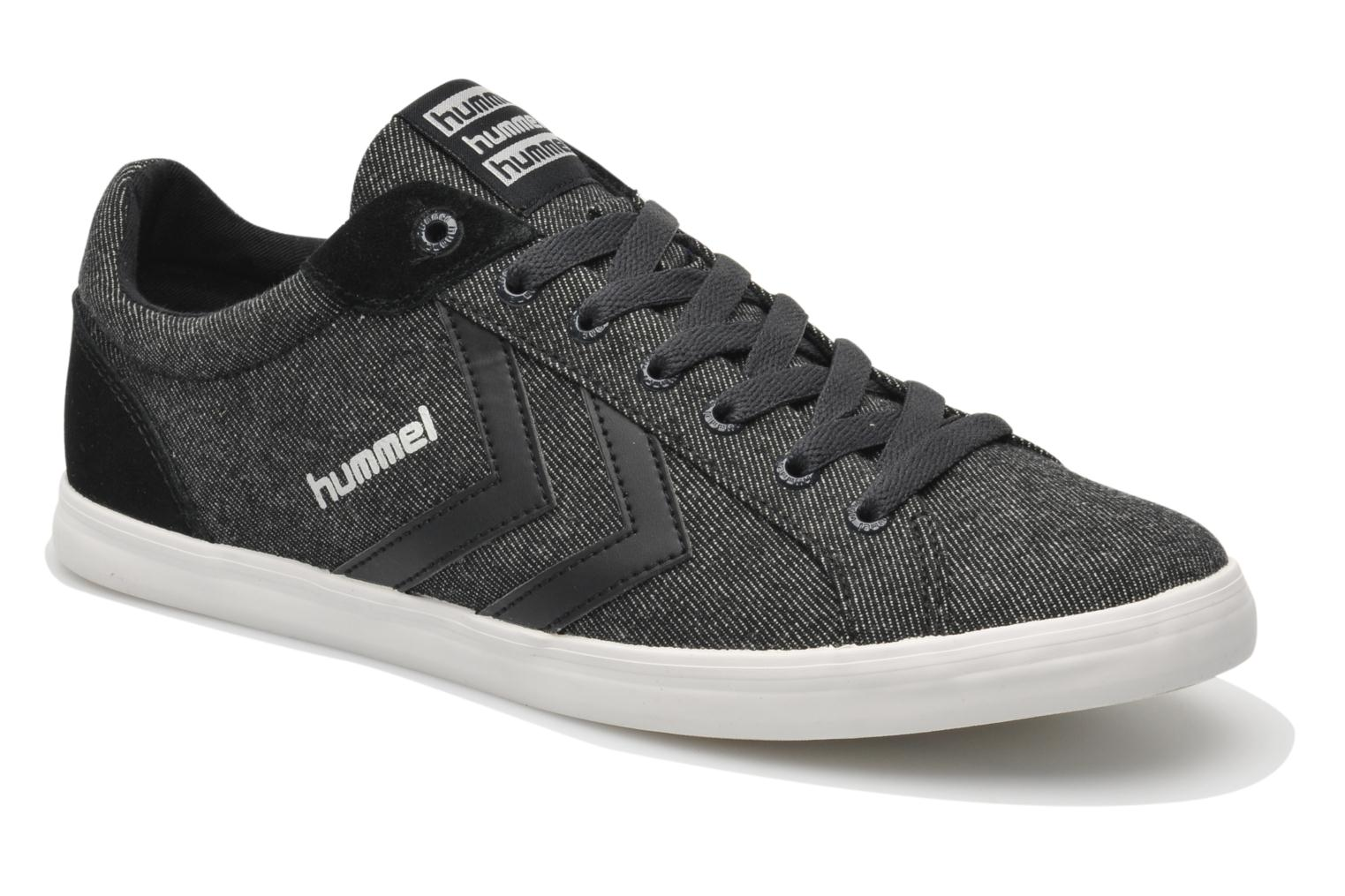 Sneakers Deuce Court Denim Lo by Hummel