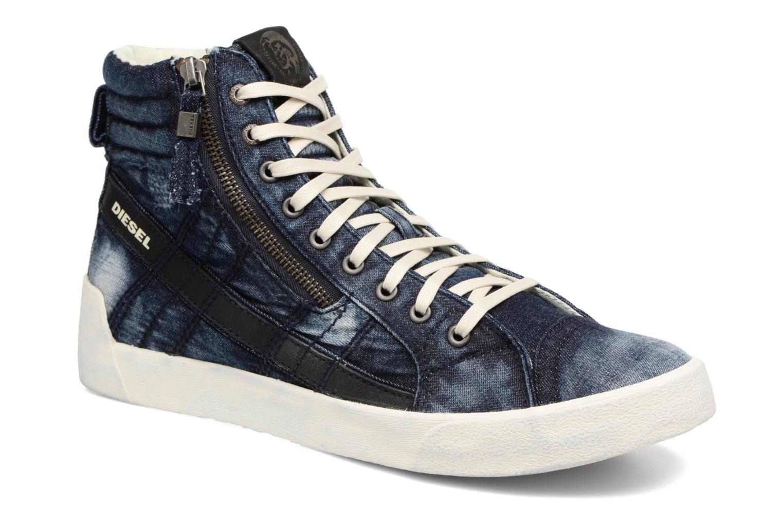 Sneakers Diesel Blauw