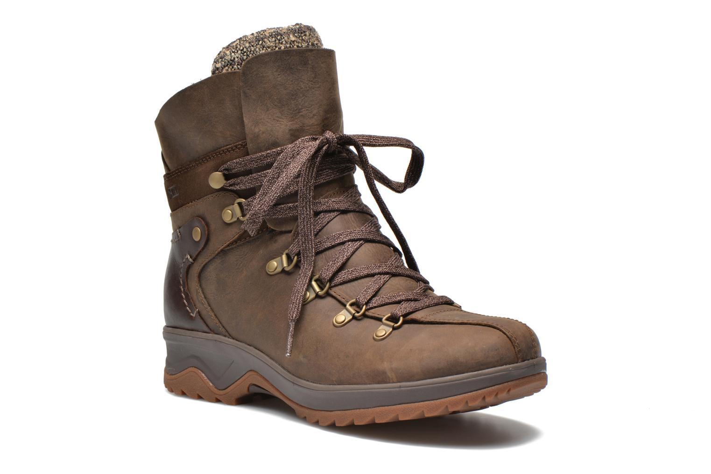 Boots en enkellaarsjes Eventyr Ridge Waterproof by Merrell