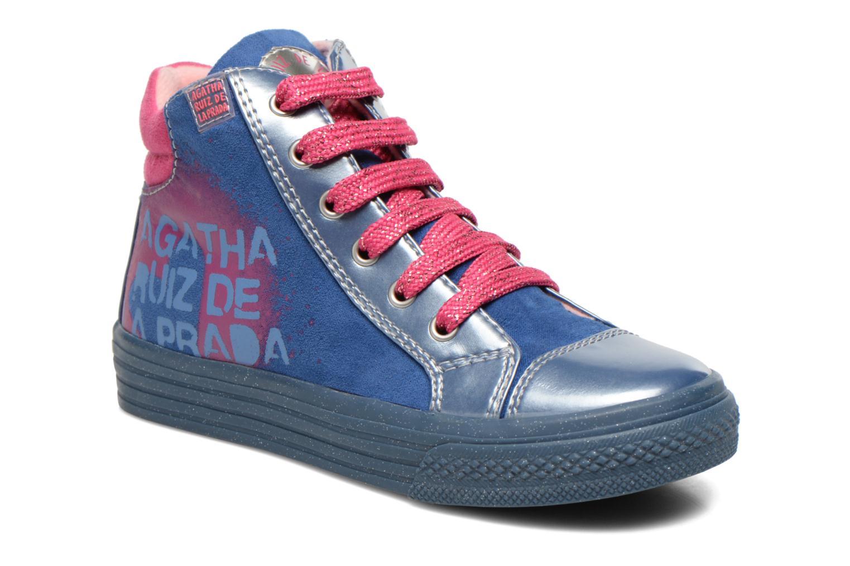 Sneakers Agatha Ruiz de la Prada Blauw