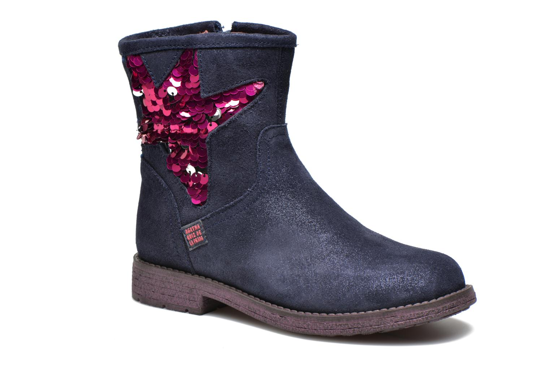 Boots en enkellaarsjes Agatha Ruiz de la Prada Blauw