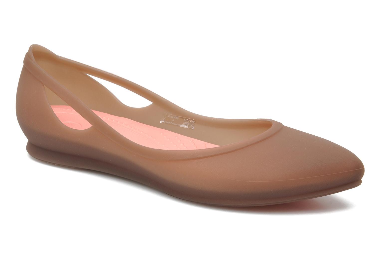 Ballerina's Crocs Rio Flat W by Crocs