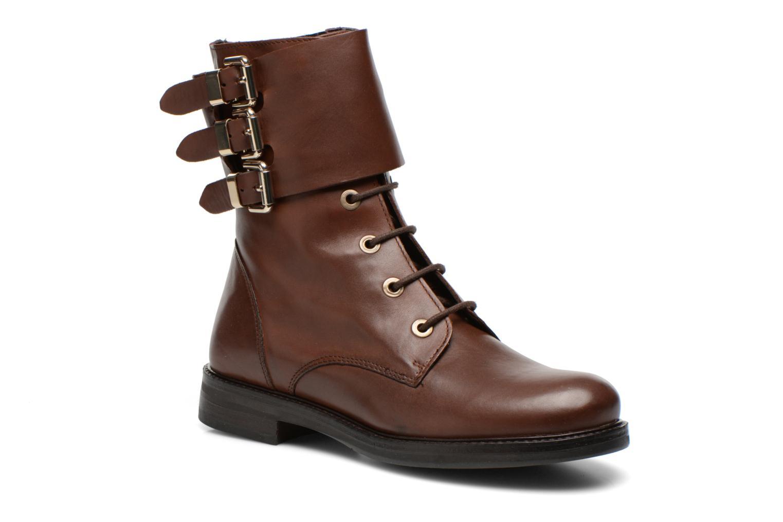 Boots en enkellaarsjes Bruno Premi Bruin