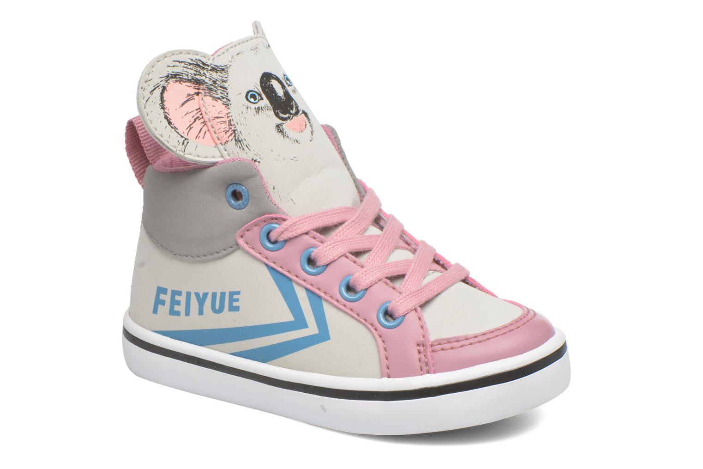 Sneakers Feiyue Grijs