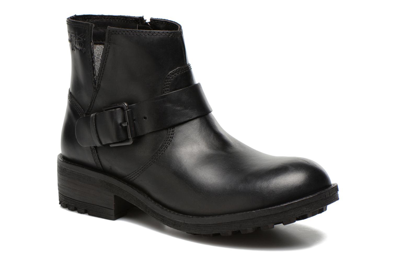 Boots en enkellaarsjes Levi's Zwart