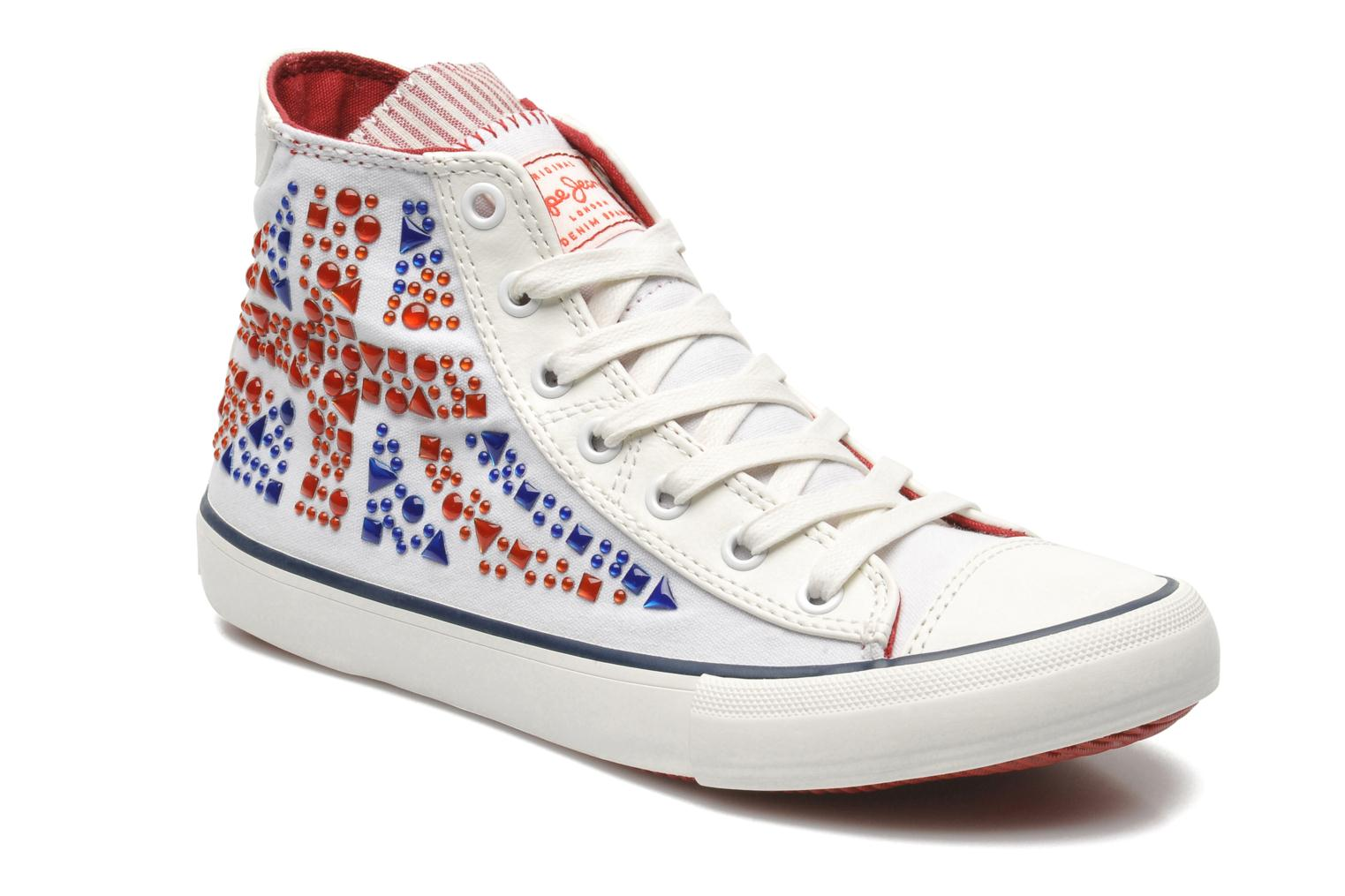 Sneakers Industry Studs by Pepe jeans
