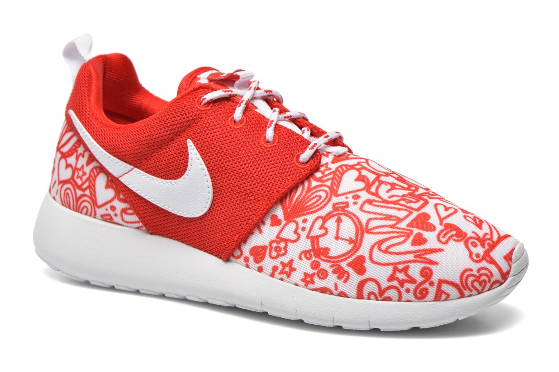 Nike Roshe Run Mono Mesh Black Shoes Sale Trinoma