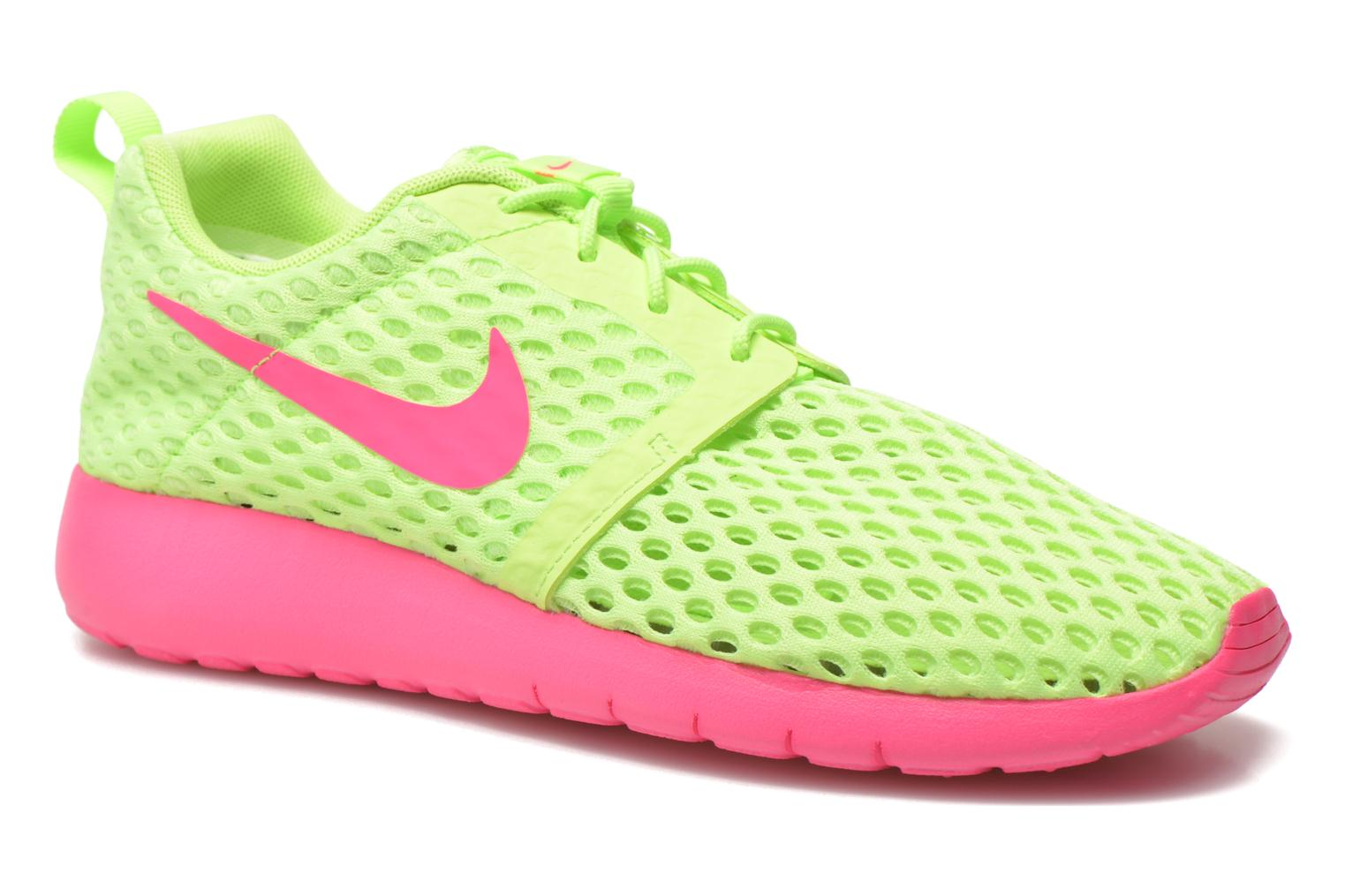 new product abbdf 6aa1d Infant Girl s Nike  Roshe Run Flight Weight GS  Sneaker, Size 6 M -