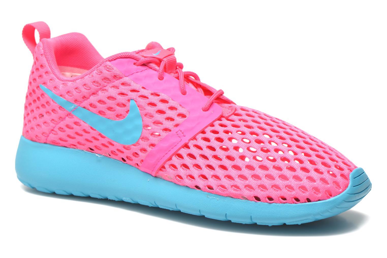 Nike Roshe One Flight Weight GS Schuhe pink pow-white 36