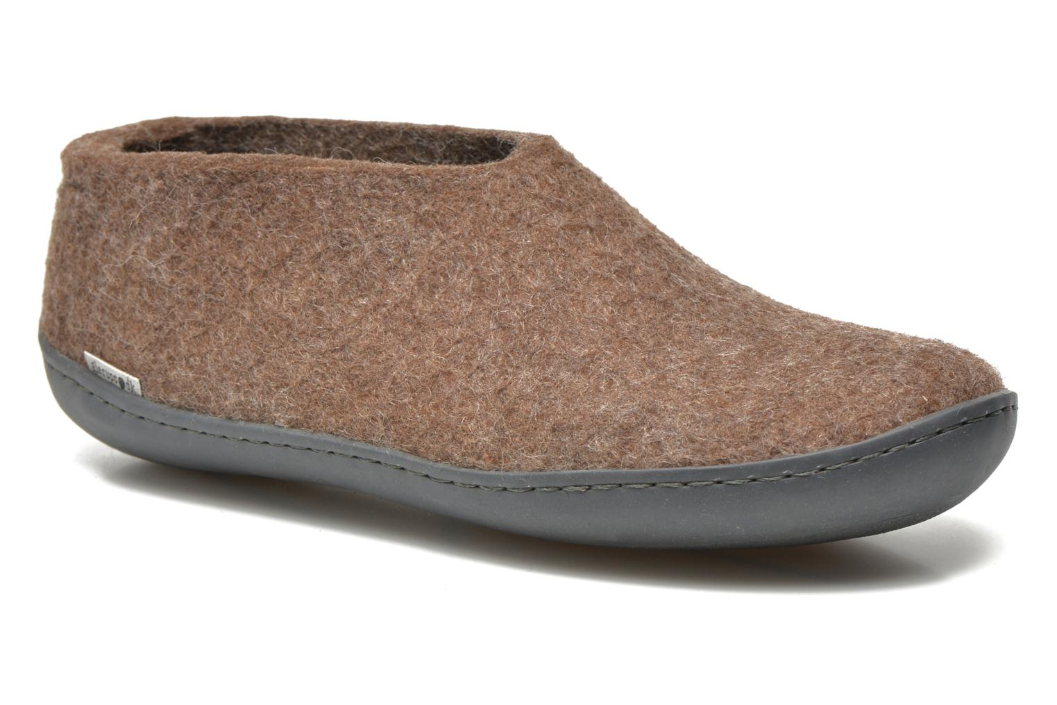 Pantoffels Porter Gomme M by Glerups