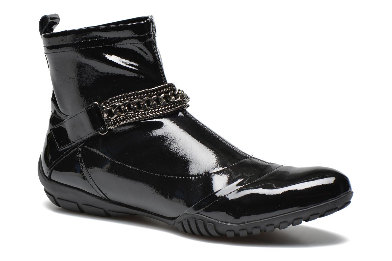 Boots en enkellaarsjes UME Un matin d'été Zwart