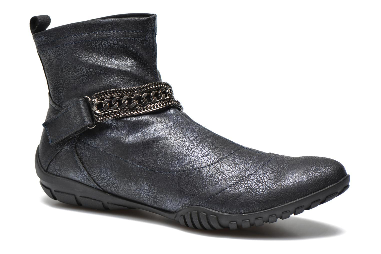 Boots en enkellaarsjes UME Un matin d'été Blauw