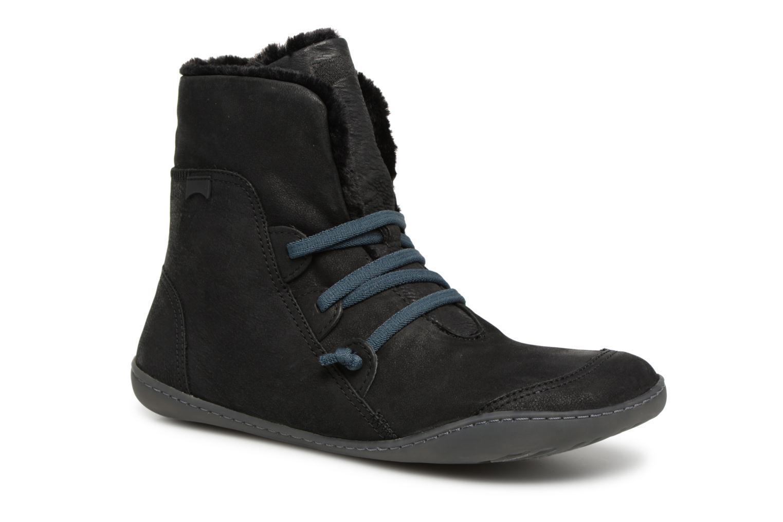 Boots en enkellaarsjes Peu Cami 46477 lacets gris by Camper