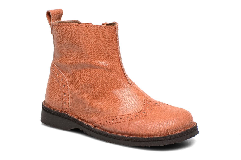 Boots en enkellaarsjes Bisgaard Oranje