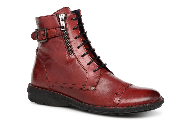 Boots en enkellaarsjes Dorking Rood