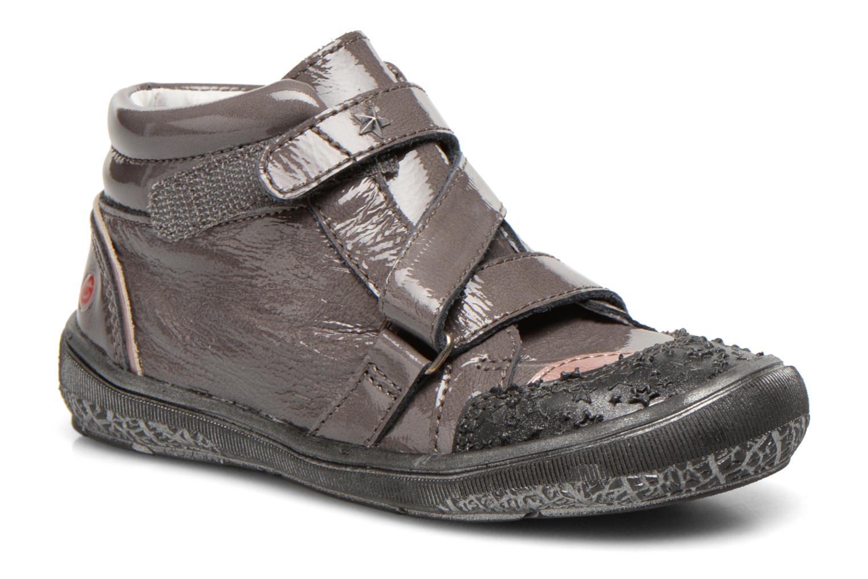 Schoenen met klitteband GBB Grijs