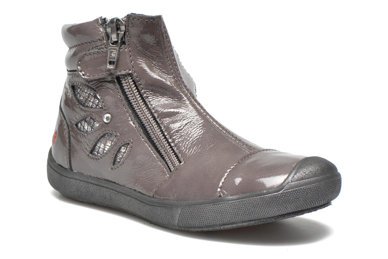 gbb livati stiefeletten boots f r kinder grau bei. Black Bedroom Furniture Sets. Home Design Ideas