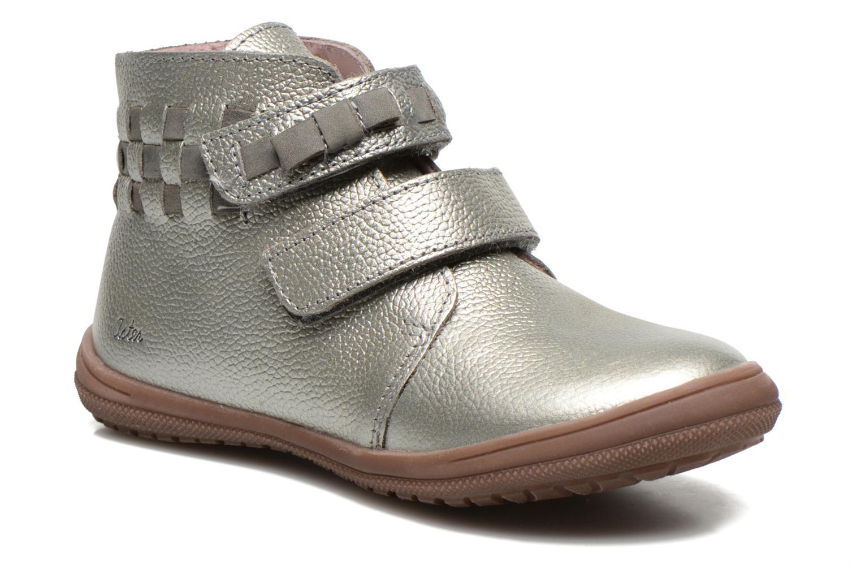 Schoenen met klitteband STEFANI by Aster