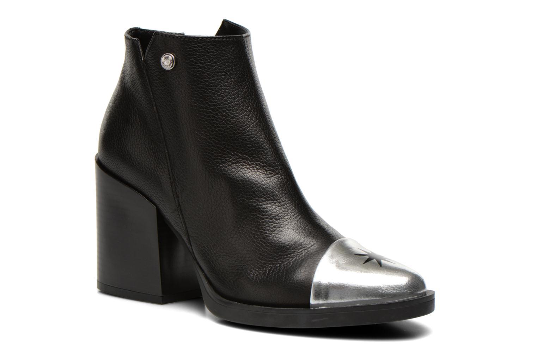 Boots en enkellaarsjes Silver star by Love Moschino