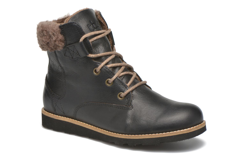 Boots en enkellaarsjes TBS Zwart