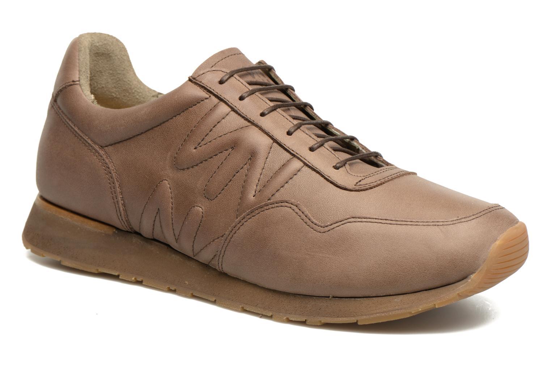 Sneakers El Naturalista Grijs