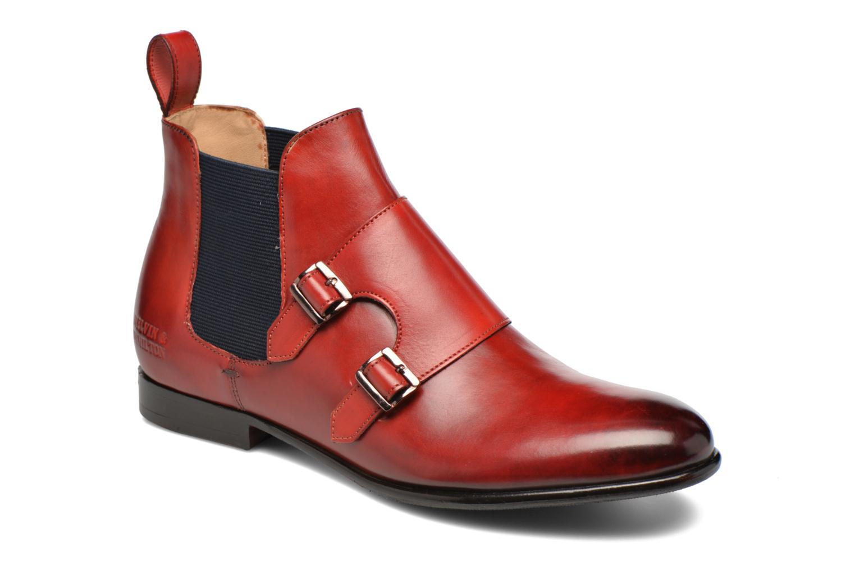 Boots en enkellaarsjes Melvin & Hamilton Rood