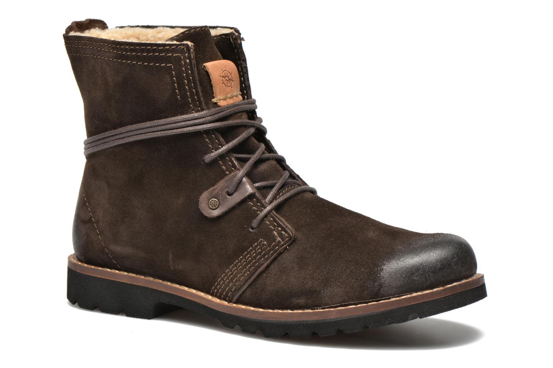 Boots en enkellaarsjes Kalahari 02 by Bussola