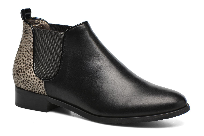 Boots en enkellaarsjes HE Spring Zwart