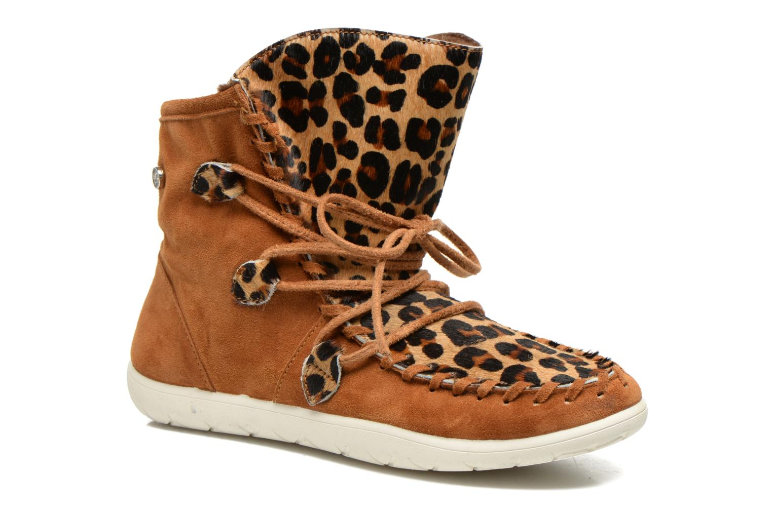 Boots en enkellaarsjes Aspen Animal by Yum Gum