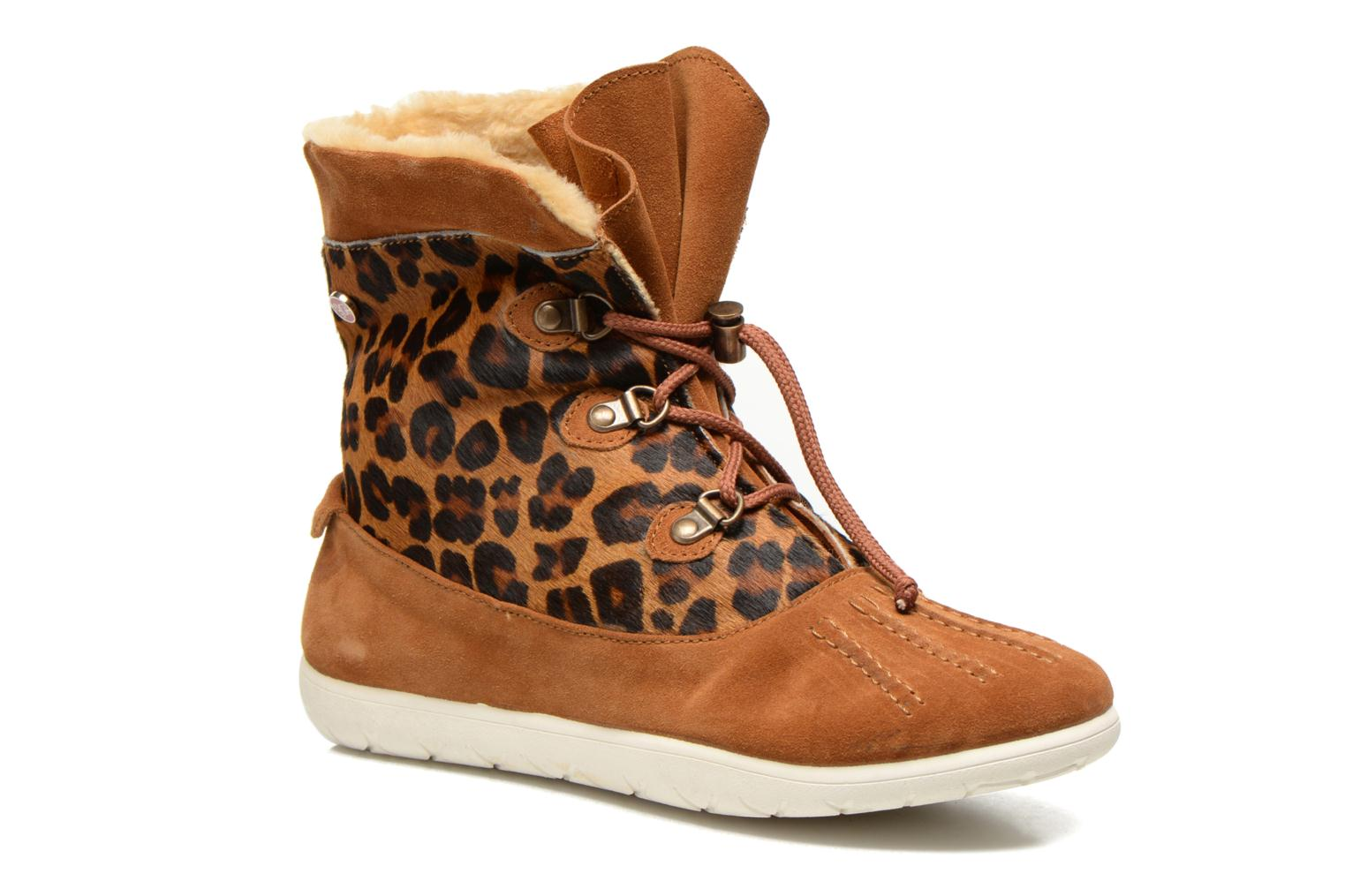 Boots en enkellaarsjes Murren animal by Yum Gum