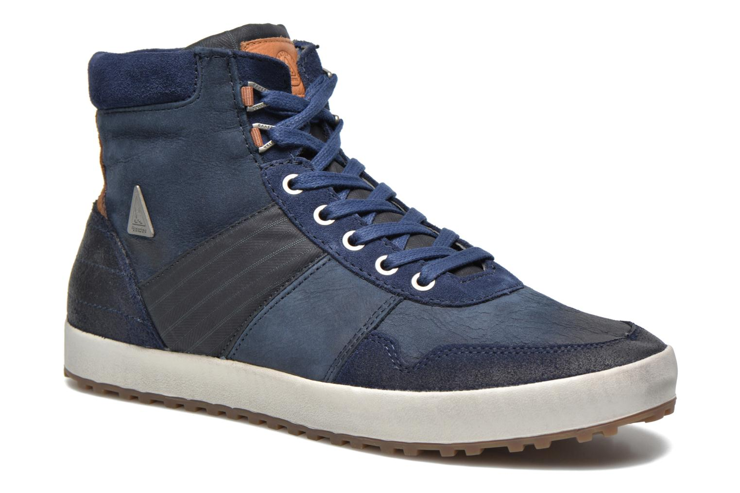 Sneakers Overlap mid oil by Gaastra