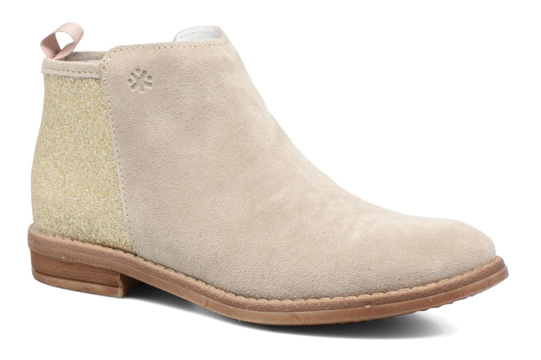 Boots en enkellaarsjes Acebo's Beige