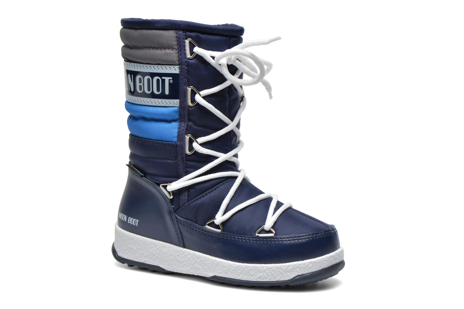 Moon Boot Quilted Jr Wp par Moon Boot