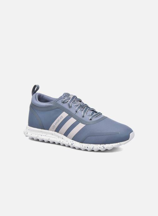 c1fe58762c7 Adidas Los Angeles damessneaker blauw
