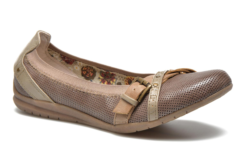 ballerina 39 s vatou by mustang shoes ballerina 39 s dames alleschoenen be. Black Bedroom Furniture Sets. Home Design Ideas