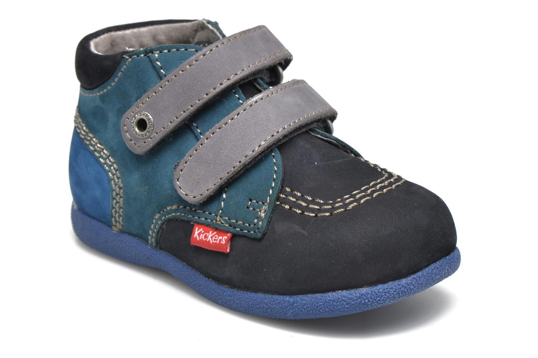 Zapatos con velcro