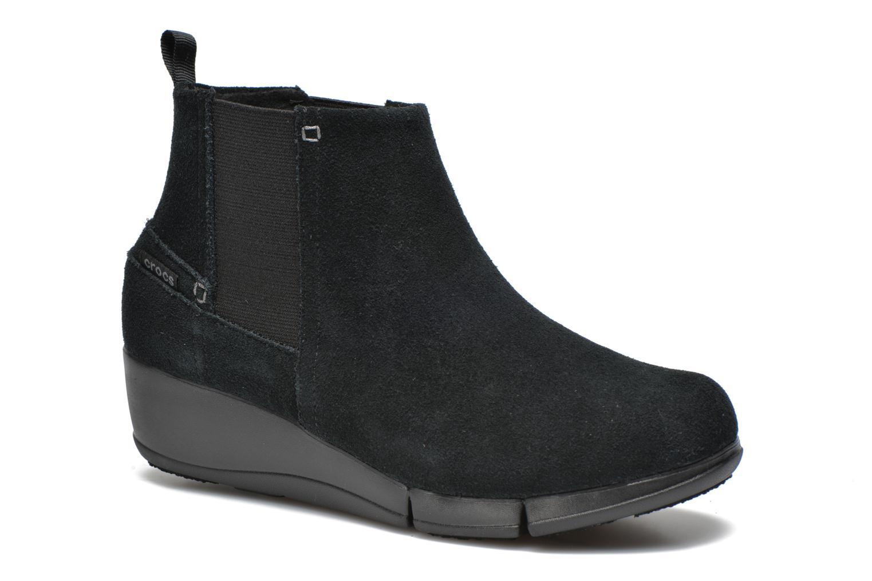 Boots en enkellaarsjes Stretch Sole Wedge Bootie by Crocs