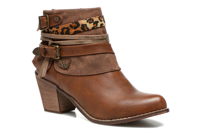 Boots en enkellaarsjes Easy by Kaporal