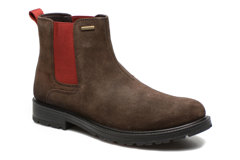 Boots en enkellaarsjes U FIESOLE B ABX A U54Z9A by Geox