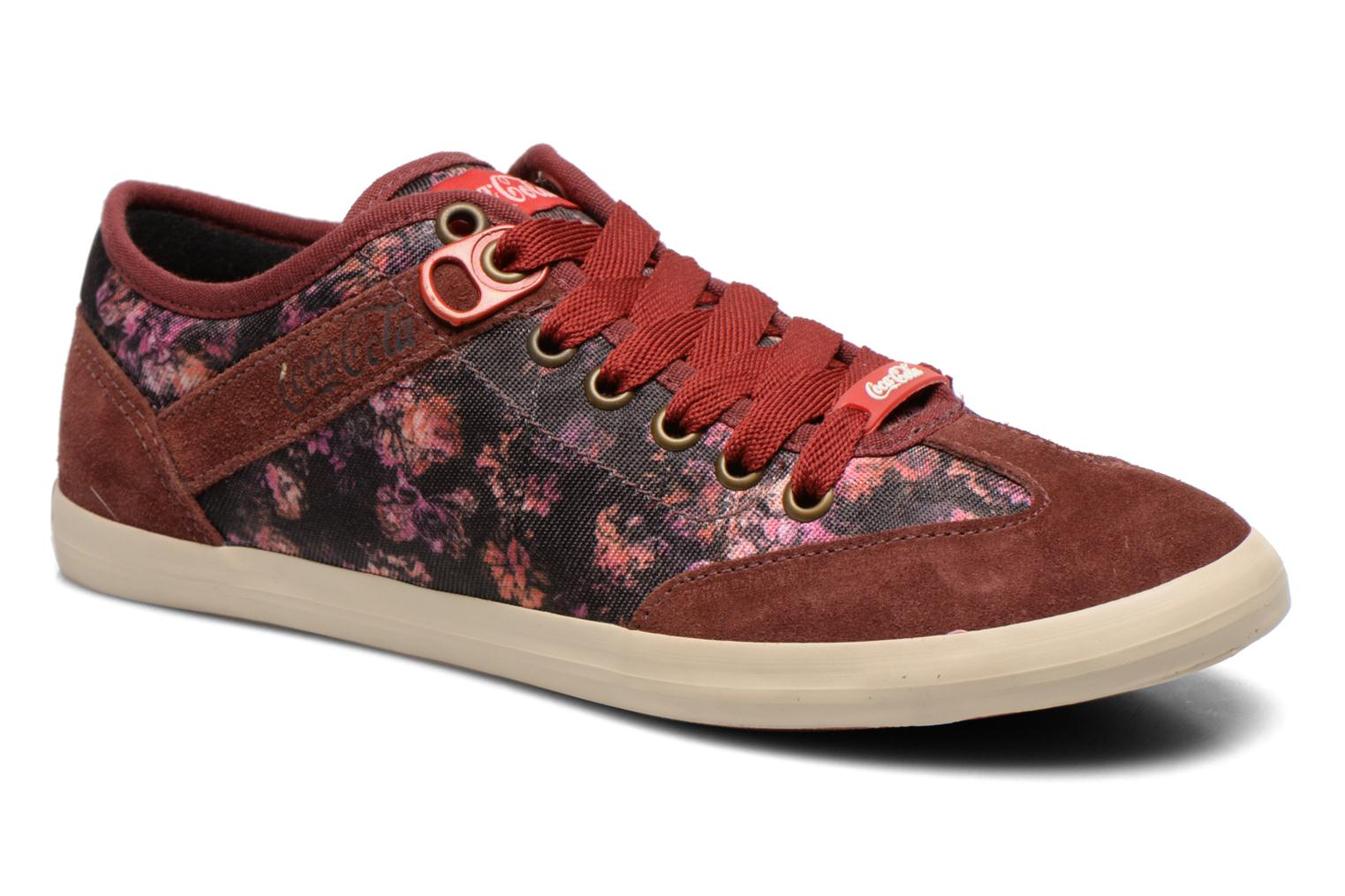 Montreal low print by Coca-cola shoes