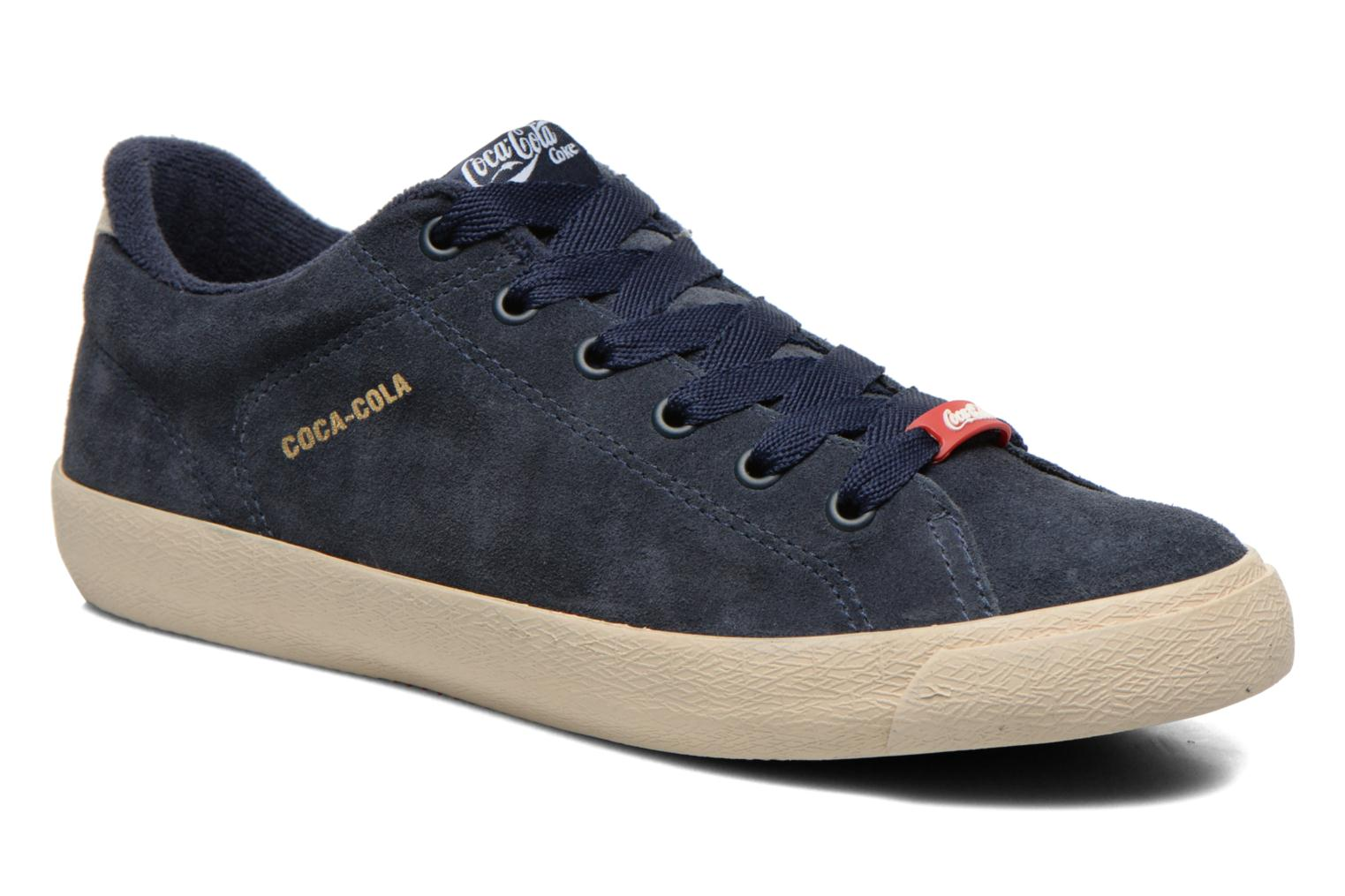 Sneakers Asteca Suede by Coca-cola shoes