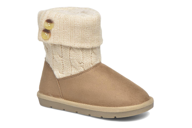 Boots en enkellaarsjes Chicco Beige